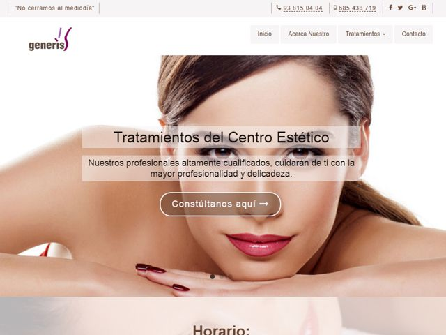 Web Generis Medical